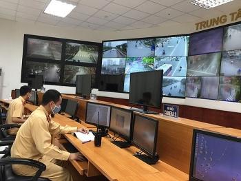 Danh sách ô tô bị phạt nguội ở Hà Nội mới nhất: 59 trường hợp vượt đèn đỏ
