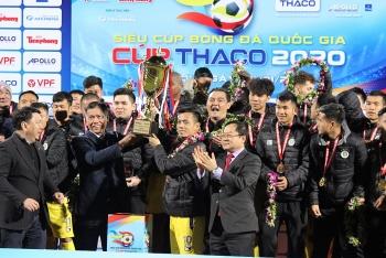 Trung vệ tỏa sáng, Hà Nội lần thứ 4 đoạt Siêu Cúp Quốc gia