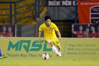 Lịch thi đấu, kênh chiếu trực tiếp vòng 1 V-League 2021: Sài Gòn vs HAGL