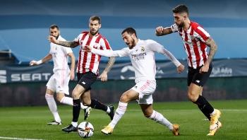 Real Madrid thua sốc, Barca rộng cửa vô địch Siêu Cúp Tây Ban Nha