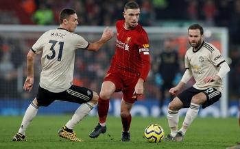 Link trực tiếp Liverpool vs MU: Xem online, nhận định tỷ số, thành tích đối đầu