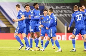 Kết quả, Bảng xếp hạng (BXH) Ngoại hạng Anh ngày 20/1: Thắng Chelsea, Leicester soán ngôi đầu MU