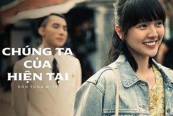 Chân dung Hải Tú - Cô gái đóng cặp cùng Sơn Tùng trong MV mới