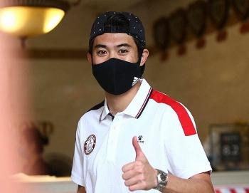 Lee Nguyễn nóng lòng muốn chinh phục chức vô địch V-League cùng TP.HCM