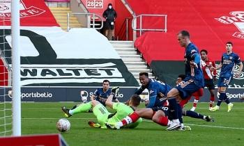 Kết quả vòng 4 FA Cup ngày 24/1: Arsenal trở thành cựu vương, chờ đại chiến MU vs Liverpool