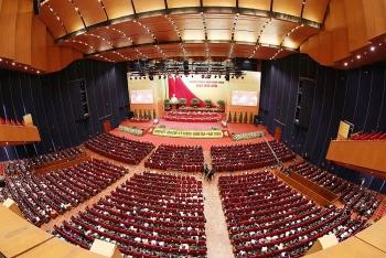 Biểu quyết thông qua số lượng Ủy viên BCH Trung ương Đảng khóa XIII
