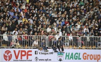 Chính thức hoãn trận HAGL vs Bình Định vì dịch COVID-19