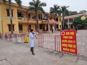 Thông tin COVID-19: Tìm lái xe 7 chỗ chở BN1694 từ Hà Nội đến Thái Bình