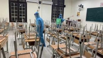 Vĩnh Phúc cho học sinh toàn tỉnh nghỉ học vì dịch COVID-19