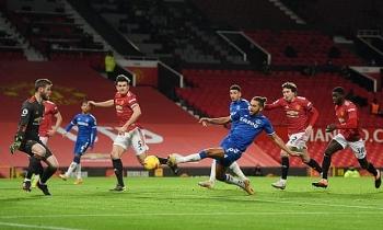 Video bàn thắng MU 3-3 Everton (vòng 23 Ngoại hạng Anh)