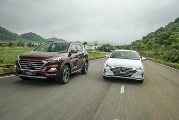 TC Mortor công bố kết quả bán hàng Hyundai tháng 1/2021