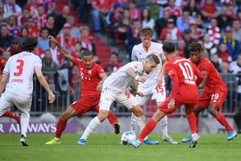 Lịch thi đấu vòng 21 Bundesliga 2020/21: Bayern Munich vs Arminia Bielefeld
