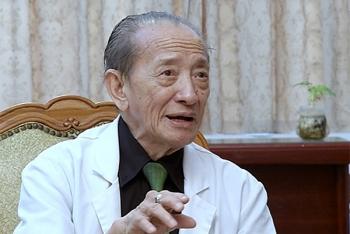 Bậc thầy của ngành châm cứu Việt Nam - Giáo sư Nguyễn Tài Thu qua đời