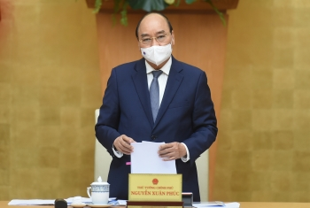 Thủ tướng Nguyễn Xuân Phúc lưu ý 5 cân đối lớn trong phát triển