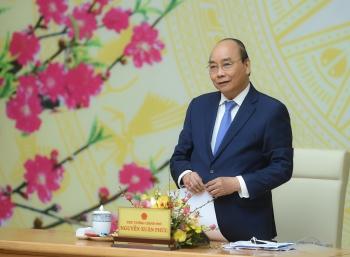Thủ tướng Nguyễn Xuân Phúc: Tập trung xử lý công việc ngay từ ngày làm việc đầu tiên