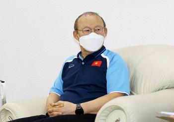 HLV Park Hang-seo và trợ lý đều âm tính với SARS-CoV-2