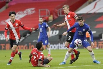 Kết quả, Bảng xếp hạng (BXH) Ngoại hạng Anh ngày 21/2: Top 4 rực lửa, Liverpool lại bại trận