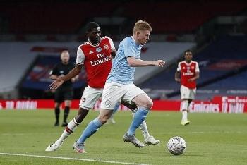 Link trực tiếp Arsenal vs Man City: Xem online, nhận định tỷ số, thành tích đối đầu