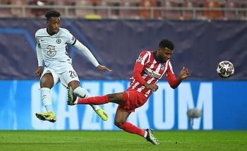 Video highlights bàn thắng Ateletico Madrid 0-1 Chelsea (vòng 1/8 Cúp C1)