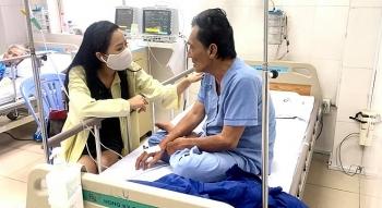 Tình hình sức khỏe của diễn viên Thương Tín ra sao?