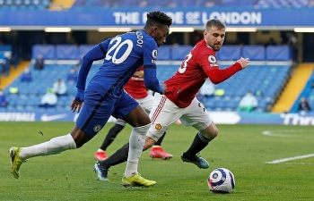 Kết quả, Bảng xếp hạng (BXH) Ngoại hạng Anh ngày 1/3: MU cầm hòa Chelsea, top 4 thêm gay cấn