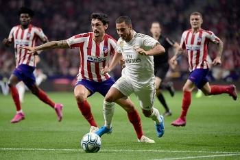 Lịch thi đấu vòng 26 La Liga 2020/21: Atletico vs Real