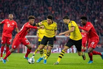 Lịch thi đấu vòng 24 Bundesliga 2020/2021: Đại chiến Bayern Munich vs Borussia Dortmund