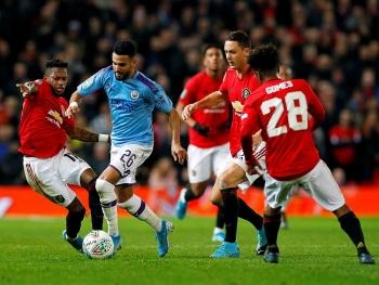 Lịch thi đấu vòng 27 Ngoại hạng Anh 2020/21: Đại chiến thành Manchester - Man City vs MU