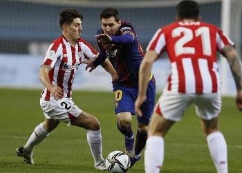 Kỳ lạ: Athletic Bilbao góp mặt cùng lúc 2 trận chung kết Cúp Nhà vua TBN
