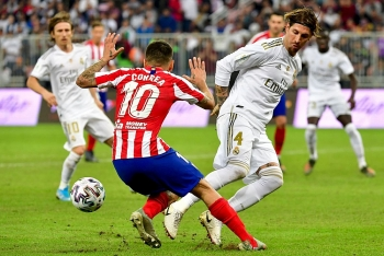 Link trực tiếp Atletico Madrid vs Real Madrid: Xem online, nhận định tỷ số, thành tích đối đầu