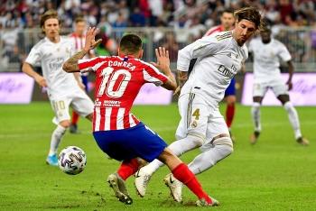Lịch thi đấu vòng 37 La Liga 2020/21: Real chiếm ngôi đầu Atletico?