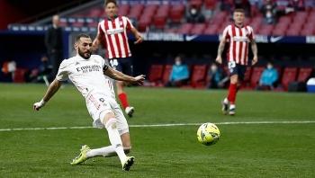 Bảng xếp hạng La Liga 2020/21: Barca sắp soán ngôi của Atletico Madrid