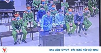 Phúc thẩm vụ Đồng Tâm: Giữ nguyên mức án tử hình đối với hai bị cáo