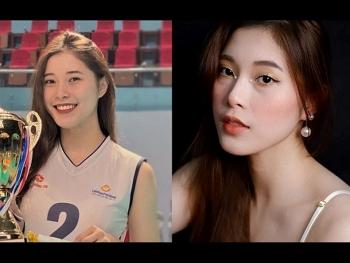 'Hot girl' bóng chuyền Thu Huyền viết tâm thư xin lỗi người hâm mộ