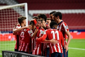 Bảng xếp hạng La Liga 2020/21 ngày 11/3: Thắng Bilbao, Atletico hơn Barca bao nhiêu điểm?