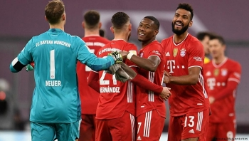 Lịch thi đấu vòng 25 Bundesliga 2020/21:  Dortmund dễ thở, Bayern Munich có mất ngôi vương?