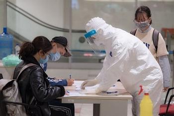 Dừng nhập cảnh hành khách tại sân bay Nội Bài từ ngày 1/6