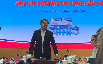 Bộ Y tế: Việt Nam sẽ chủ động được nguồn vaccine phòng COVID-19