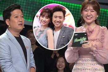 Tin Showbiz Việt ngày 16/3: Hari Won tiết lộ 'Bố già' Trấn Thành từng không ngoan với vợ