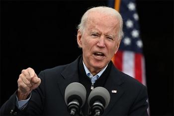 Tổng thống Joe Biden kêu gọi chống lại bạo lực với người gốc Á
