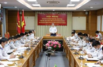 Bộ Tư lệnh Cảnh sát biển bắt giữ, xử lý hơn 250 vụ vi phạm