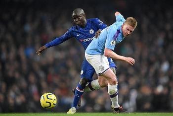 Lịch thi đấu Bán kết FA Cup 2020/21: Man City vs Chelsea