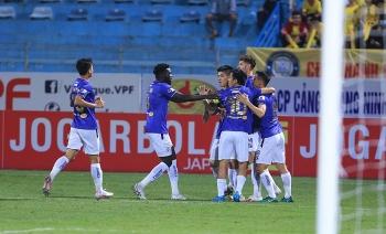 Lịch thi đấu trực tiếp vòng 5 V-League 2021: TP.HCM vs Hà Nội FC