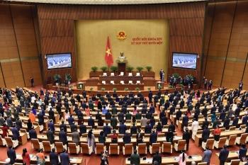 TRỰC TIẾP phiên khai mạc Kỳ họp Quốc hội: Tổng kết nhiệm kỳ, kiện toàn nhân sự