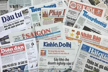 """Giải báo chí toàn quốc """"Báo chí với công tác đấu tranh phòng, chống tham nhũng, lãng phí"""" lần thứ ba"""