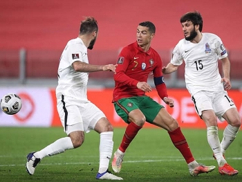 Kết quả bóng đá vòng loại World Cup 2022 khu vực châu Âu ngày 25/3: Lukaku bùng nổ, CR7 im tiếng