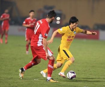 Lịch thi đấu vòng 6 V-League 2021: HAGL dễ mất ngôi số 1