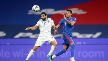 Kết quả, Bảng xếp hạng vòng loại World Cup 2022 - khu vực châu Âu mới nhất (26/3)