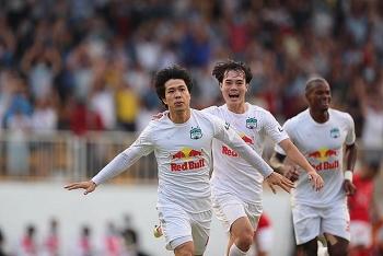 Kết quả, Bảng xếp hạng V-League 2021 (28/3): Lee Nguyễn mờ nhạt, HAGL tiếp tục bay cao