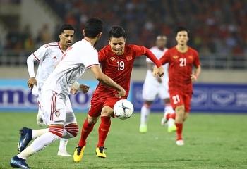 Lịch thi đấu vòng loại World Cup 2022 - khu vực châu Á: Khi nào Việt Nam gặp UAE?
